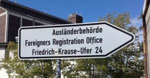 westhafen sign