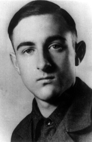 LDPD member Arno Esch - executed in 1951 in Moscow