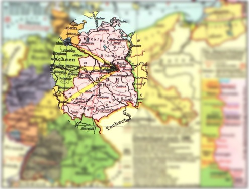 Country Of Germany Map.Was East Germany Ever Really A Country Thoughts On The Problem Of