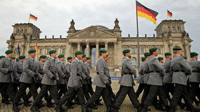 July 20 2017 Bundeswehr