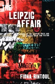 The Leipzig Affair - new cover